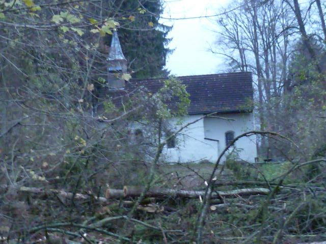 Pestkapelle Weilheim